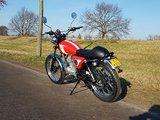 Mash Fifty Rood, 50cc, Euro3_