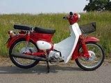 Replica Cub, 50cc, snorfiets (geen helm plicht)_