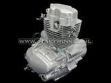 Motorblok, 125cc, handkoppeling, Zhenhua, 5-bak, staande cilinder_