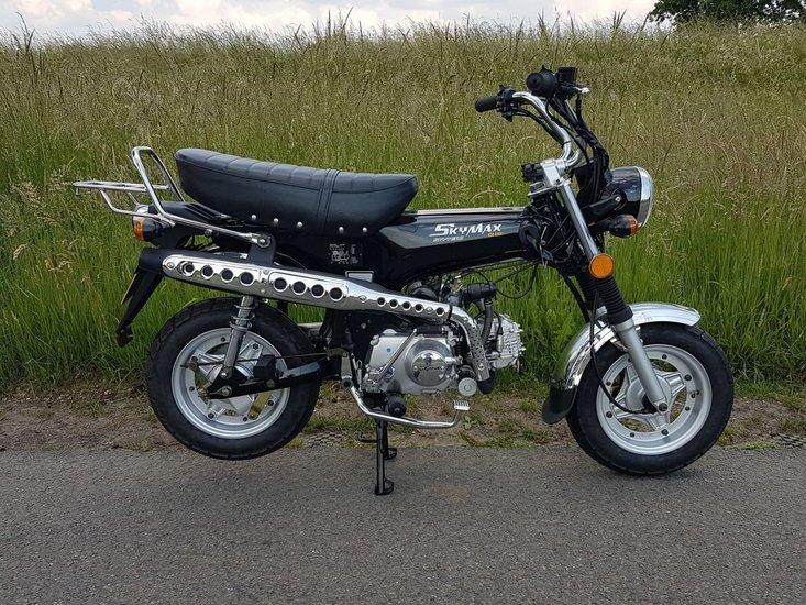 Skymax-club,-50cc,-45-km/h-bromfiets