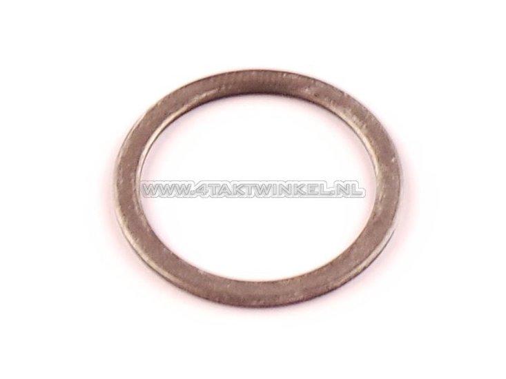 Kickstarter-as,-C50,-SS50,-Dax,-20mm-ring,-origineel-Honda