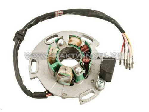 Spoelenplaat-CDI,-Lifan-150,-YX