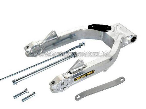 Achterbrug-Dax-aluminium,-Kepspeed,-type-2,-lengte:-+4cm,-rotatie-spanner