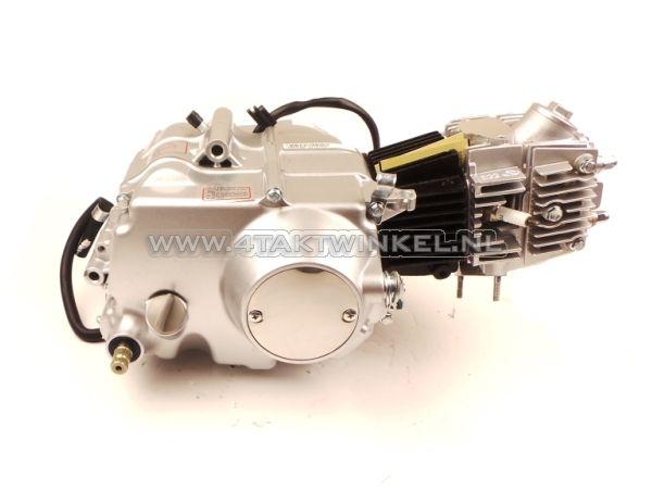Motorblok,-Lifan,-85cc,-4-bak,-handkoppeling,-zilver