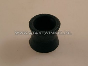 Schokbreker-oog-rubber-CB50-onder-&-boven,-origineel-Honda