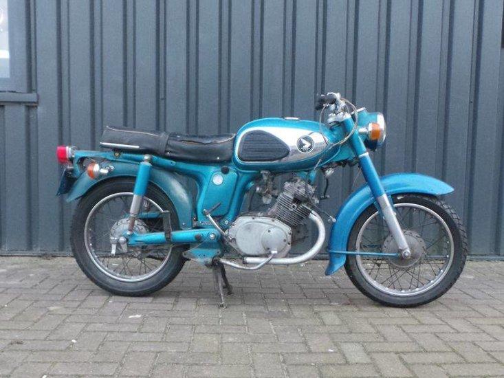 Honda-CD175