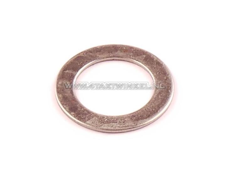 Kickstarter-as,-C50,-Dax,-17mm-ring,-origineel-Honda