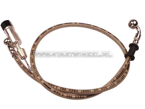 Hydraulische-koppeling,-pompje-en-leiding-80-cm