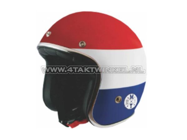 """Helm-MT,-Le-Mans-""""Flag""""-Nederland,-Maten-S-t/m-XL"""