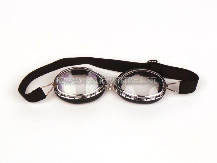 Helm-bril-zwart,-MT