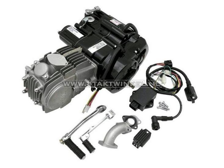 Motorblok,-150cc,-handkoppeling,-Lifan,-4-bak