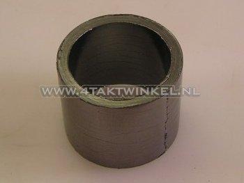 Hitteschild-montage-pakking-ring,-SS50,-ZB,-PBR,-origineel-Honda