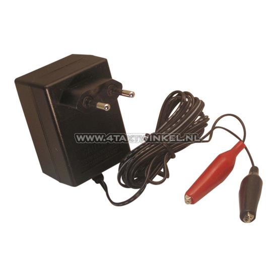 Acculader,-6-of-12-volt