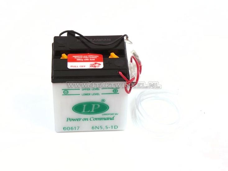 Accu-6-volt-5,5-ampere,-C90-OT