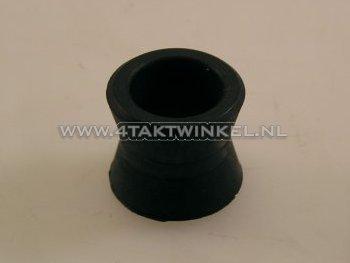 Schokbreker-oog-rubber-14-20-SS50,-CD50,-onder,-origineel-Honda