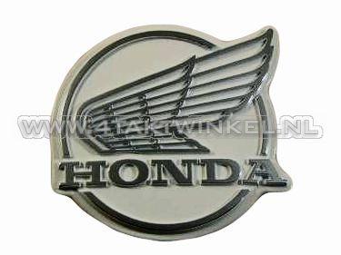 Beenkap-embleem-C50-NT,-oude-stijl,-origineel-Honda