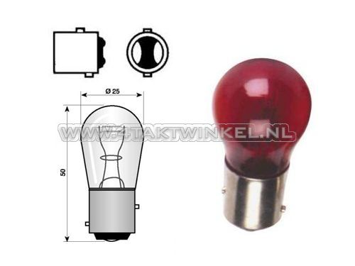 Lamp-achter-duplo-6v-21-5-watt-rood-BAY15D