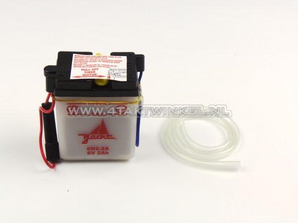 Accu-6-volt-2-ampere,-SS50,-zuur-accu,-imitatie