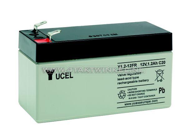 Accu-12-volt-1,2-ampere-gel-Yucel