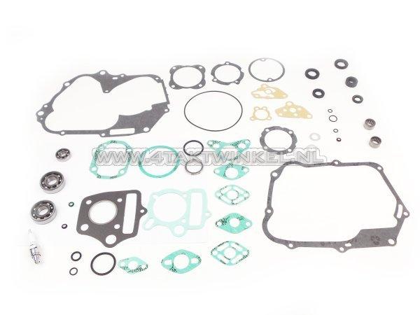 Revisieset,-motorblok,-SS50,-C50,-Dax,-met-naaldlagers