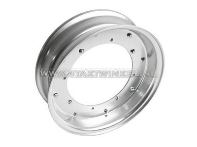 "Velg Dax 12"" aluminium, standaard look, 3.00"