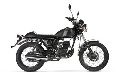 Mash Fifty 50cc, Euro 4