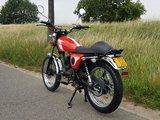 Mash Fifty Rood, 50cc, Euro 4_