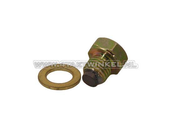 Olie-aftapplug-magnetisch-m12-x-1,5-type-2