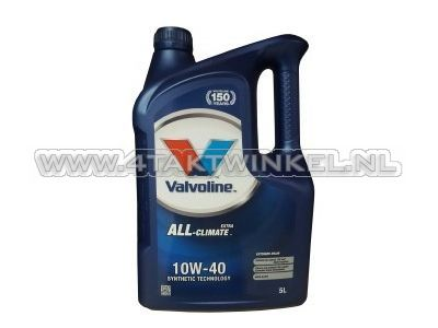 Olie-Valvoline-10w-40-All-climate-5-liter