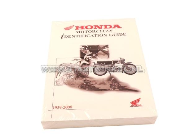 Honda-modellen-boek