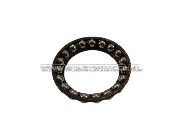 Balhoofdkogel-ring-3/16-SS50,-CD50,-C50,-Dax,-origineel-Honda
