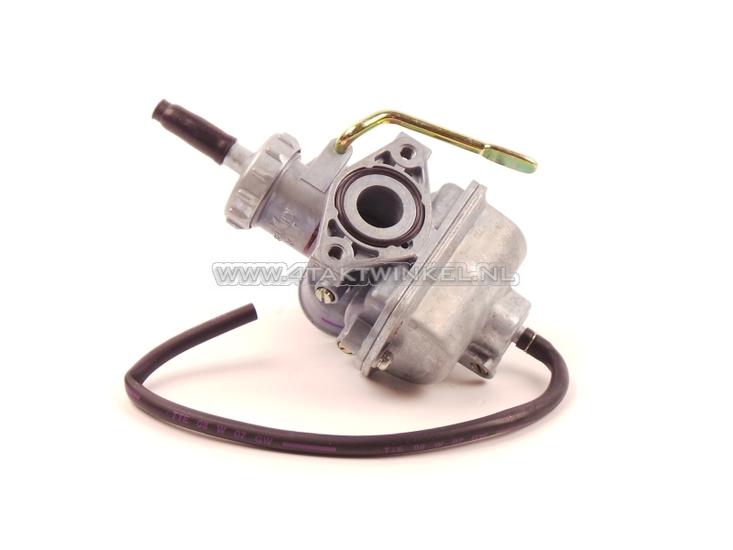 Carburateur-SS50,-CB50,-16mm,-brede-flens,-Keihin-KT