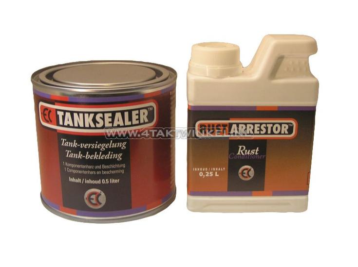 Tank-sealer-/-coating,-set