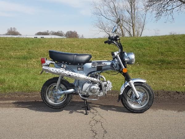 Nieuw-Binnen!-Skymax-Seventies,-50cc,-EFI