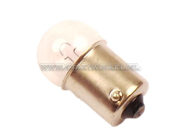 Lamp-enkel-12v-8-watt-klein-bolletje-BA15-S
