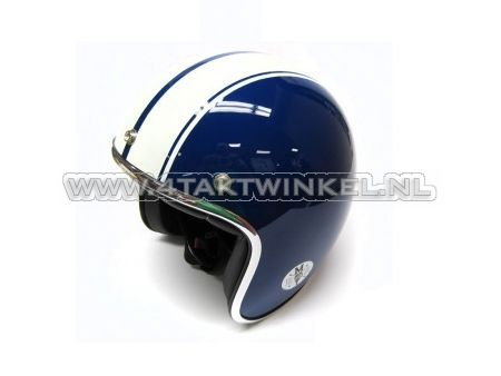 ZZ-Helm-MT,-Le-Mans-Speed-Blauw,-Maten-S-t/m-XL