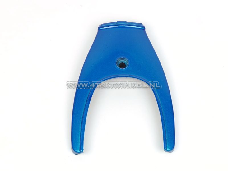 Kapje-boven-spatbord,-C50-OT,-candy-blauw,-origineel-Honda