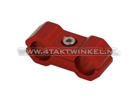 Olie-slang,-binder,-kepspeed,-rood