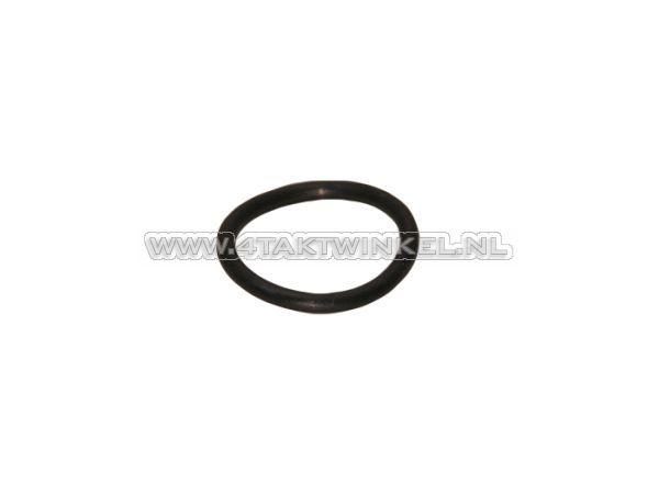 Olie-peilstok-rubber-O-ring,-C50,-C310,-C320,-Origineel-Honda