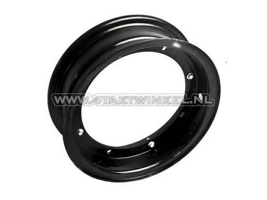 "Velg-Dax-10""-aluminium,-standaard-look,-3.00,-Kepspeed,-zwart"