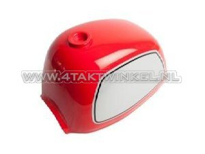 Tank,-Gorilla,-standaard-tankdop,-rood