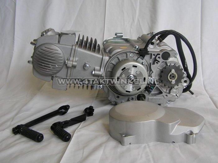 Motorblok,-125cc,-handkoppeling,-YX,-4-bak