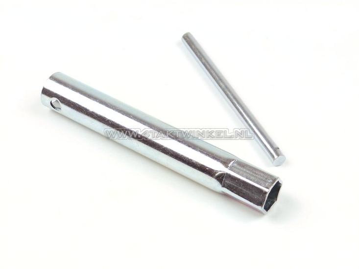 Bougiesleutel,-C-bougie-16mm-pen-handvat