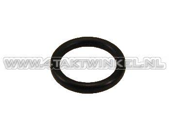 Olie-peilstok-rubber-O-ring,-C50,-SS50,-origineel-Honda