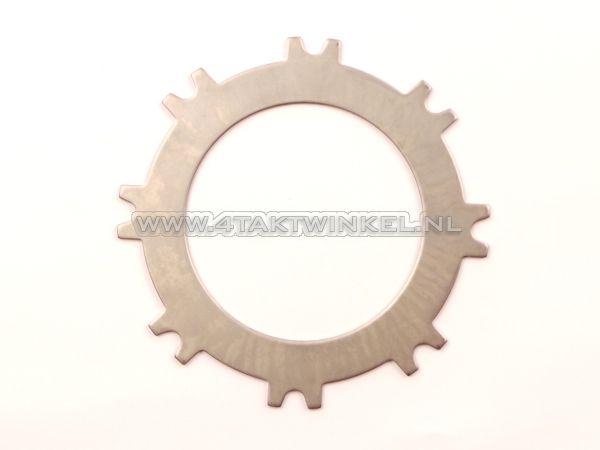 Koppelingsplaat-staal-C50,-Dax,-tussen,-origineel-Honda