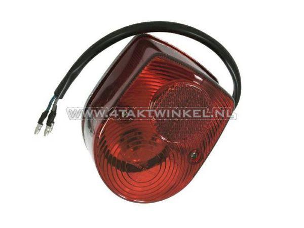 Achterlicht-Dax,-C50-NT-rood,-imitatie