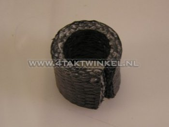 Hitteschild-montage-pakking-ring,-Dax,-SS50,-origineel-Honda